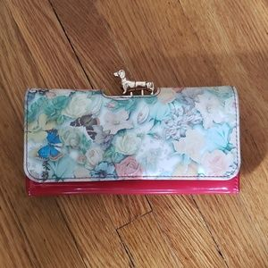 Ted Baker Decoupage Matinee Dog Wallet